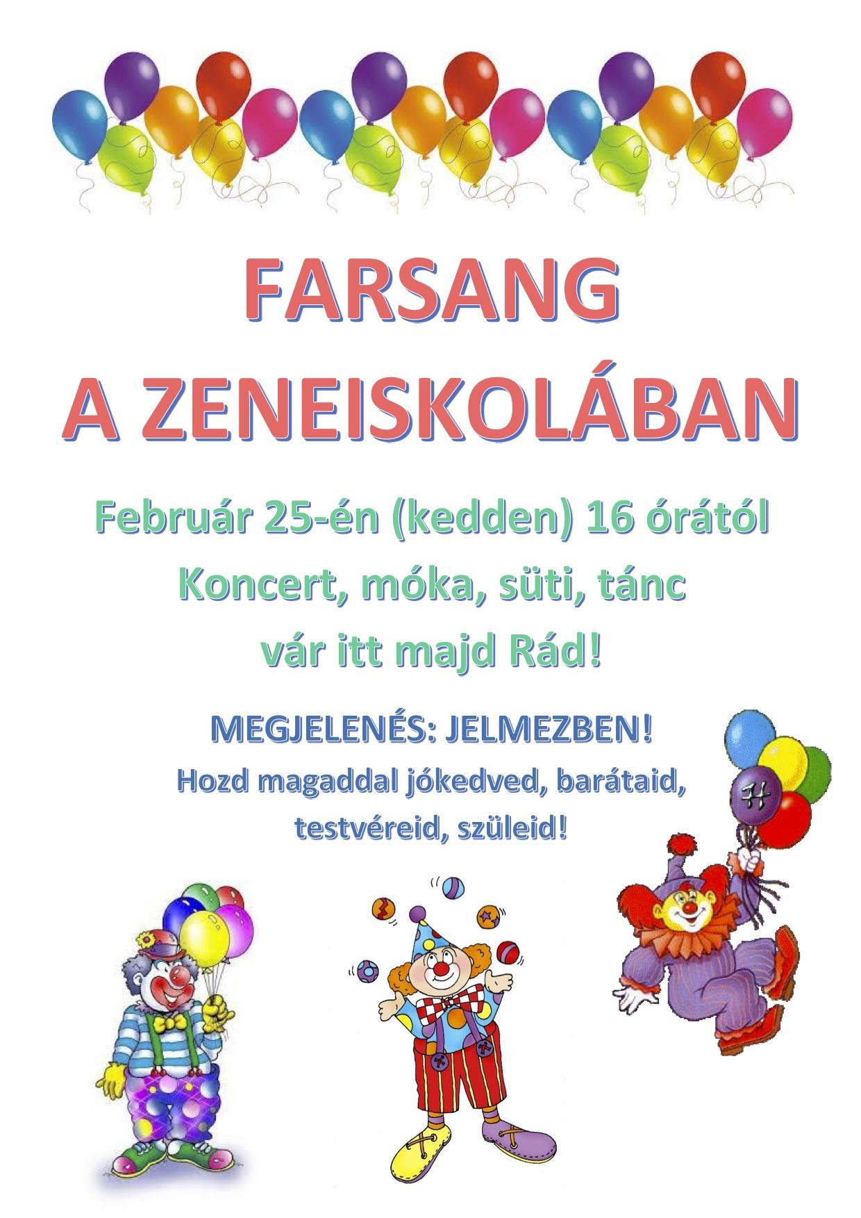 Farsangi-plakát