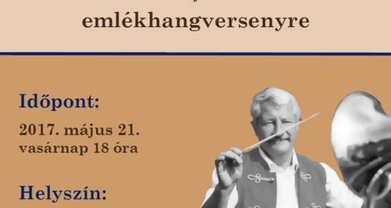 Emlékhangverseny Pernecker János születésének 80. évfordulója alkalmából