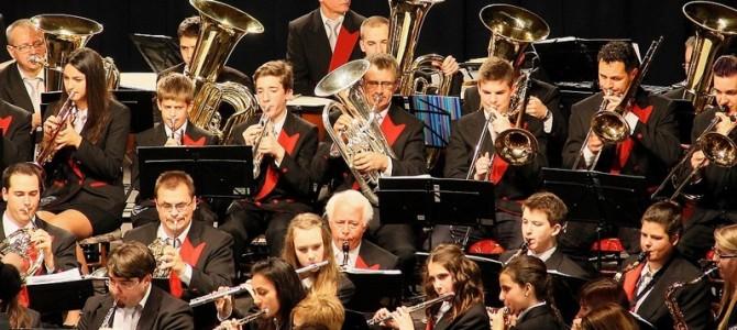 Fúvósok Újévi koncertje 2014-ben